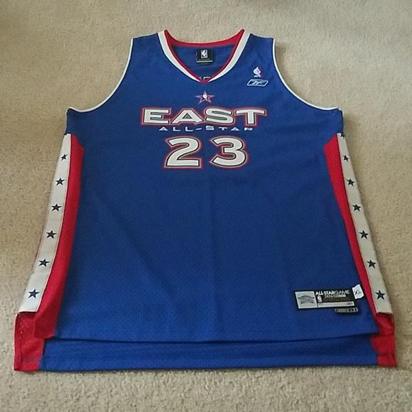newest 7ce5f ff87b LeBron James 2005 NBA All-Star Jersey